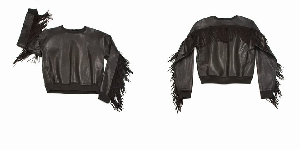 alexander-wang-leather-fringe-sweatshirt-front-and-back