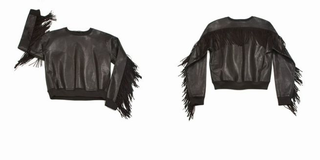 alexander-wang-leather-fringe-sweatshirt-front-and-back
