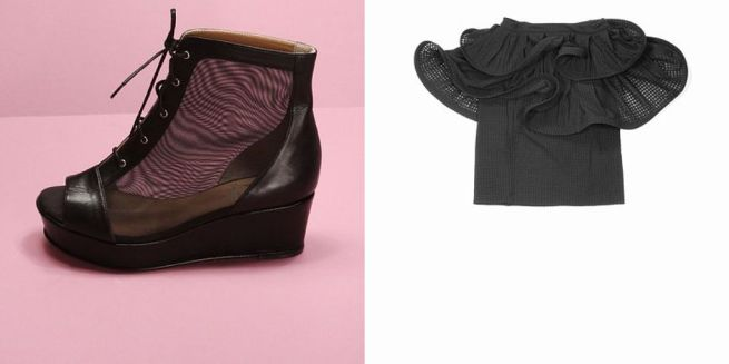 opening-ceremony-mesh-shoes_ruffle-pencil-skirt1