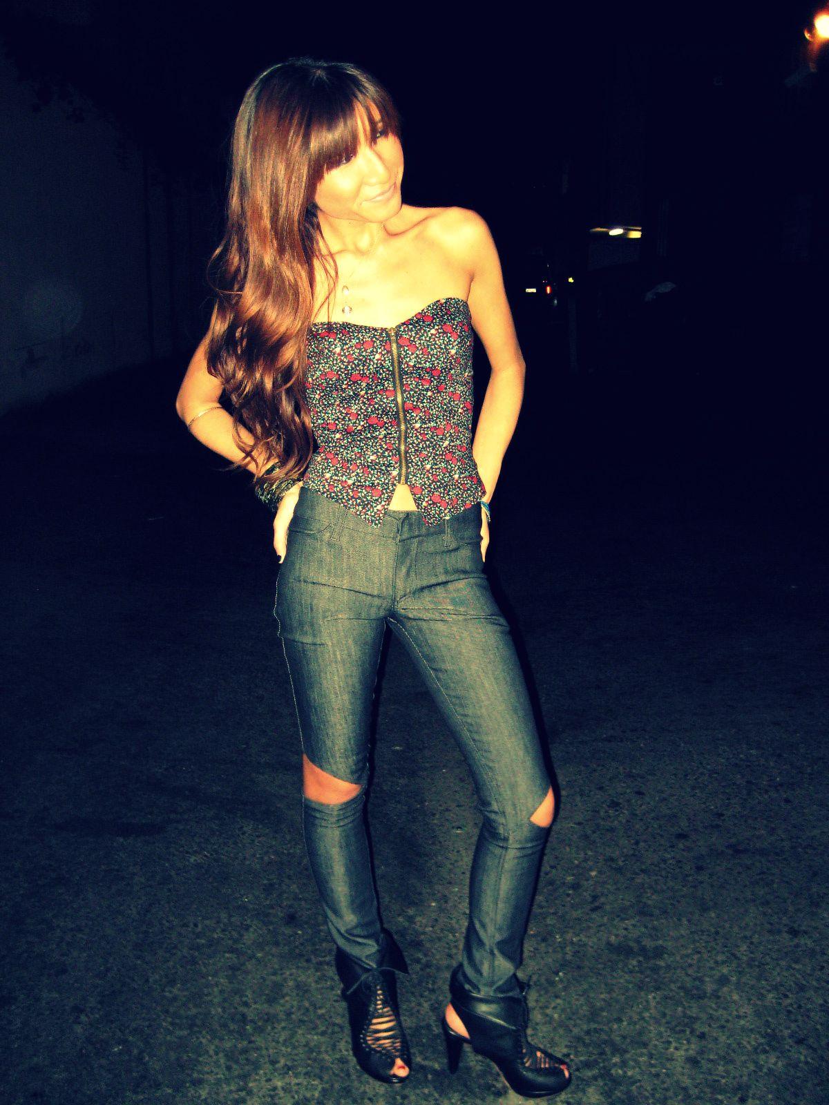 Love Brigade Jeans_UO top