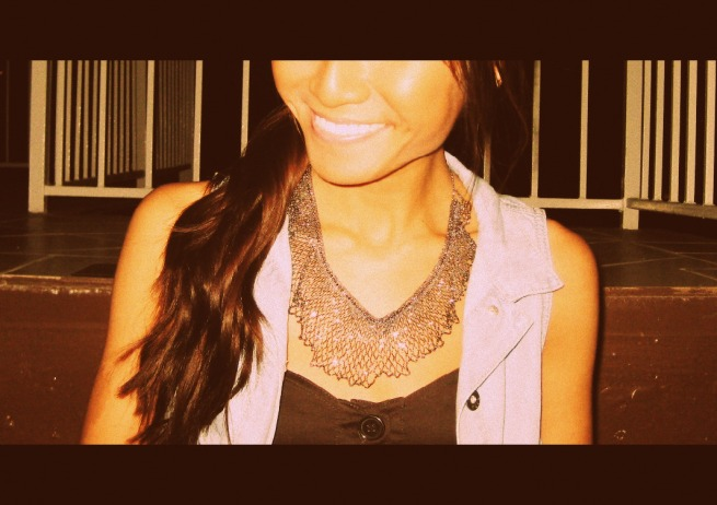 UO necklace