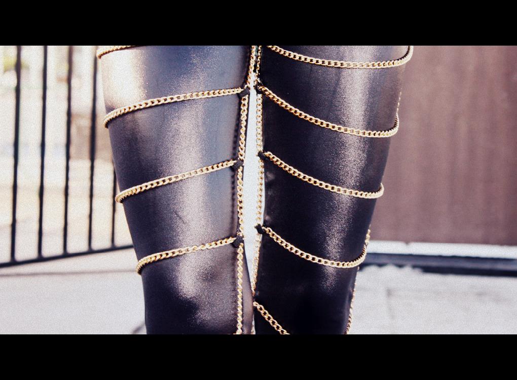 James Lillis leggings